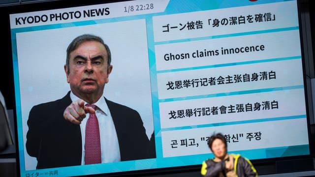 L'enquête sur l'évasion de Carlos Ghosn suit son cours.