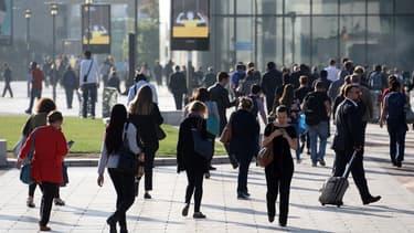 Le temps passé au travail en France est de 15% inférieur à la moyenne de l'OCDE