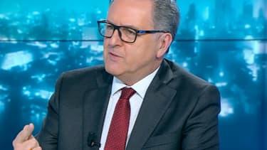 Richard Ferrand sur BFMTV.