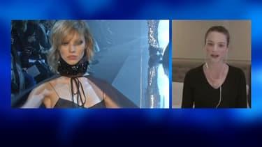 L'ancienne mannequin Victoire Dauxerre a témoigné pour BFMTV de son expérience avec l'anorexie.