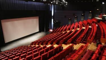 Une salle de cinéma (photo d'illustration)