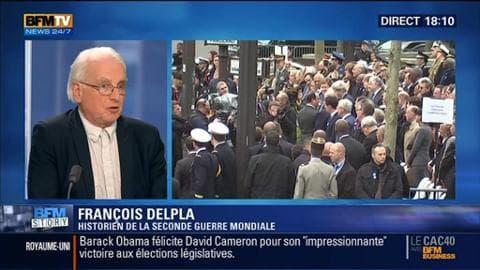 """François Delpla: """"Le 8 mai 1945, c'est la fin de la Seconde Guerre mondiale et du régime nazisme"""""""