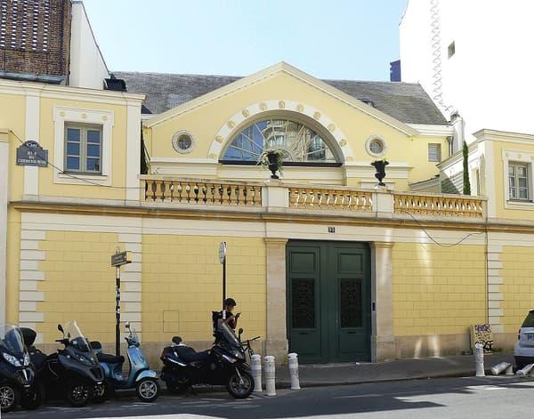 Hôtel de Chambon dans le VIe arrondissement de Paris