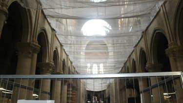 Les images inédites à l'intérieur de Notre-Dame où se tiendra une célébration pour le Vendredi saint