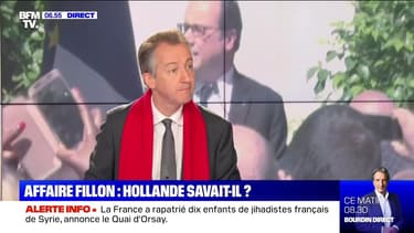 Affaire Fillon: François Hollande savait-il ?