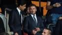David Beckham et Nasser al-Khelaïfi