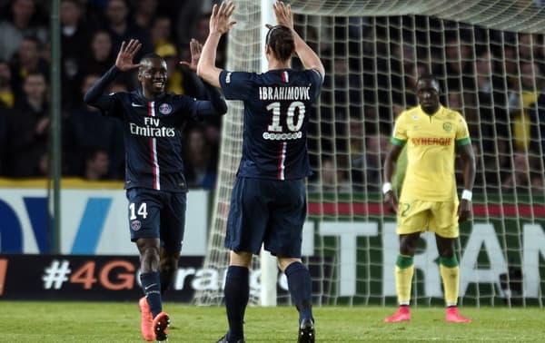 Les Parisiens en route vers leur troisième titre de suite