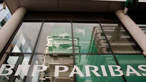 BNP Paribas, via sa filiale de crédit à la consommation, a racheté les parts de Galeries Lafayette dans LaSer.