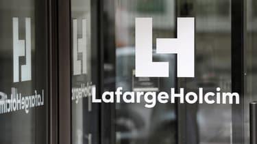 Le siège de LafargeHolcim.