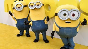 """""""Les Minions"""" devient le troisième film d'animation de ce club des milliardaires, avec la """"Reine des Neiges"""" et """"Toy Story"""" 3."""