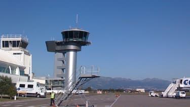 L'aéroport de Bastia. (illustration)