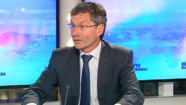 François Énaud, Le PDG de Steria, était l'invité de Stéphane Soumier dans Good Morning Business ce 27 octobre 2013.