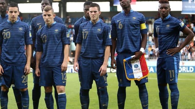 L'équipe de France U20