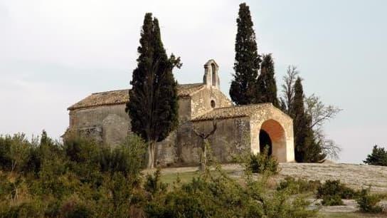 La fameuse chapelle Saint-Sixte