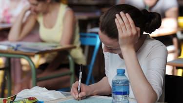 Les lycéens ratent jusqu'à 5,7 % de leurs heures de cours par an (photo d'illustration)
