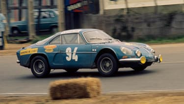 L'âme de la Renault Alpine A110 Berlinette des années 70 inspirera la nouvelle marque Alpine, présentée le 16 février.