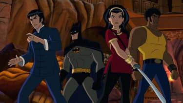 """Bruce Lee et Batman réunis dans le film """"Soul of the Dragon"""""""