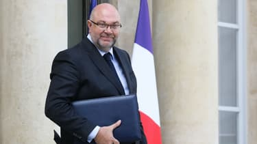 Stéphane Travert quitte le ministère de l'Agriculture.
