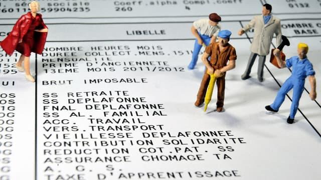 Les dépenses contraintes (impôts, loyers, crédits, assurances, forfait internet,...) grignotent de plus en plus le revenu des Français. Elles représentent 61% du revenu moyen contre 59% en 2012.