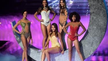 La soirée Miss France sur TF1, le 15 décembre 2018.