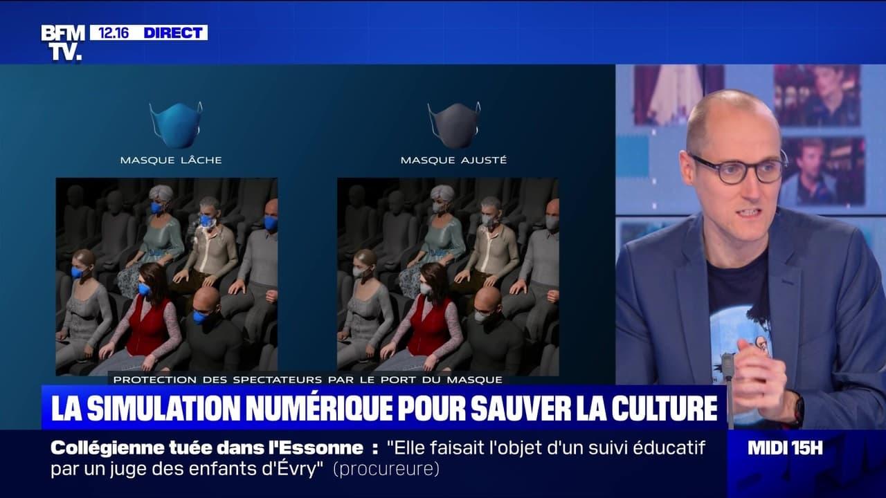 La simulation numérique pour sauver la culture - 24/02