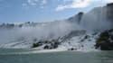 Les chutes du Niagara.
