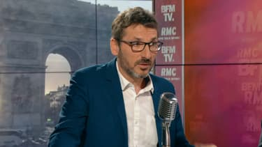 Matthieu Orphelin, député du Maine-et-Loire, a quitté le groupe La République en marche.