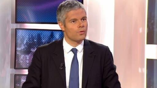 L'ancien ministre Laurent Wauquiez a découvert l'erreur par hasard