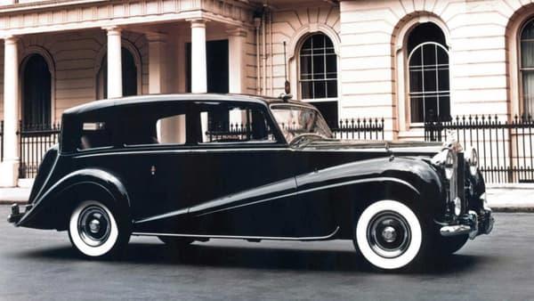 La quatrième génération de Phantom, dont une des propriétaires est la Reine d'Angleterre.