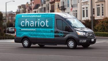 Créée en 2014 à San Francisco, Chariot est présente à Austin, au Texas, à Seattle dans le nord-ouest américain et s'attaque aujourd'hui à New-York.