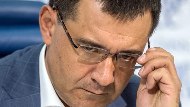 Valery Seleznev, le père du hackeur condamné, est un député russe allié à Vladimir Poutine.