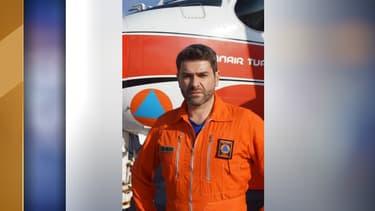Franck C., pilote du Tracker