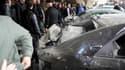 Un attentat suicide a fait 25 morts et 46 blessés vendredi à Damas, selon l'agence de presse officielle Sana et une chaîne de télévision syrienne, Addounia TV. /Photo prise le 6 janvier 2012/REUTERS/Sana
