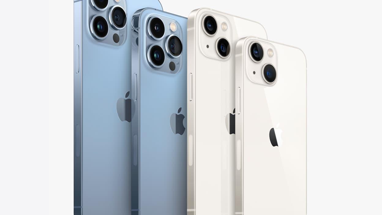 Apple dévoile l'iPhone 13 et l'iPhone 13 Pro