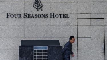 Xiao Jianhua aurait été enlevé au Four Seasons de Hong Kong.