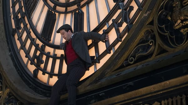 Lin-Manuel Miranda dans Le Retour de Mary Poppins