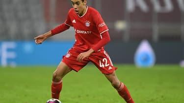 Jamal Musiala a choisi de représenter l'Allemagne