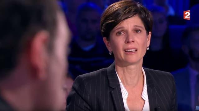 Sandrine Rousseau, en larmes face aux chroniqueurs d'ONPC sur France 2
