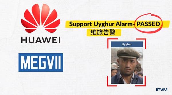 Huawei accusé d'avoir créé un système pour alerter les autorités en cas de détection d'un membre de la communauté ouïgours
