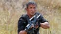 """Sylvester Stallone dans """"Expendables 3"""""""