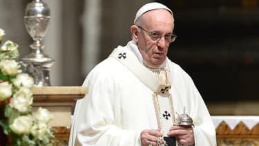 Le pape François le 2 février 2016 au Vatican