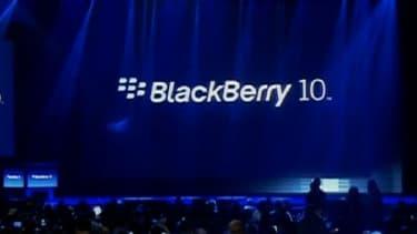 Résultats dans le vert pour BlackBerry au quatrième trimestre 2012