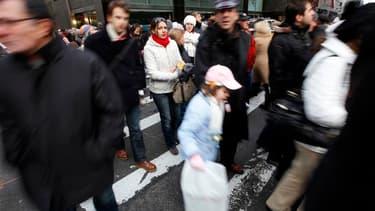 Une large majorité de Français (62%) refusent de consentir à des efforts pour réduire la dette et les déficits publics, soit une hausse de cinq points en un an, selon un sondage Viavoice pour BCPE, Les Echos et France info diffusé jeudi. /Photo d'archives