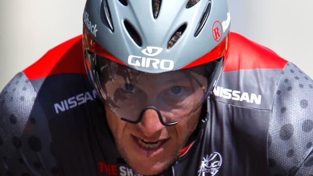 Demain à Morzine, ce sera Opération bas les masques pour les grimpeurs comme Armstrong