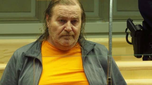 Jacques Rancon lors de son procès en mars 2018 à Perpignan pour les meurtres et viols de deux femmes et deux tentatives de viols