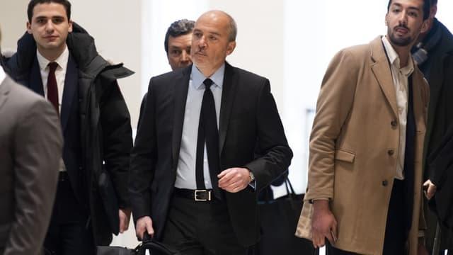 Stéphane Richard devant les juges le 21 mars dernier.
