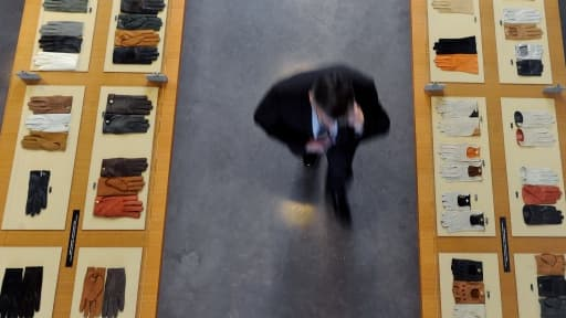 La marque Lafabre Cadet officie toujours dans ses ateliers de Millau, la capitale historique du gant.