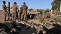 Les militaires Français ont atteint Konna, à 700 km au nord-est de Bamako.
