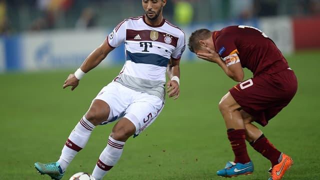 Mehdi Benatia - Francesco Totti
