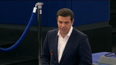 """Grèce: Tsipras réclame un """"compromis honorable"""""""